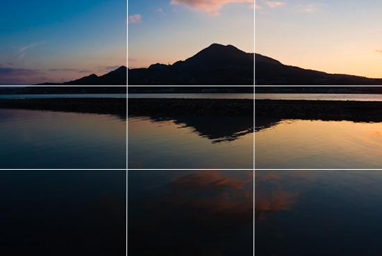 Gambar tasik 2/3 dan langit 1/3 dari gambar *gambar En Google